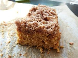 Orange Cinnamon Crumb Cake