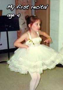 kiddie dancing