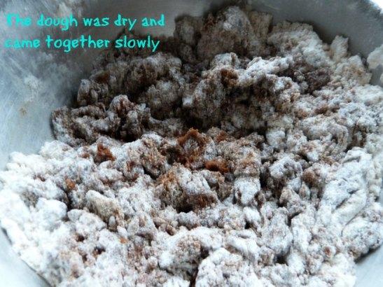 dry dough