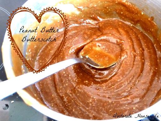 peanut butter butterscotch