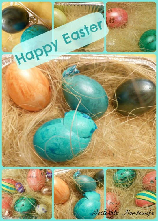 Happy Easter Collage from bakemasters