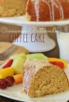 Cinnamon Buttermilk Coffee Cake