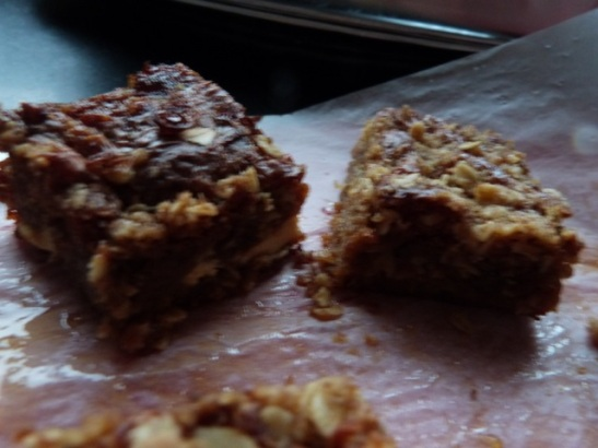 Speculoos Magic Bars =)