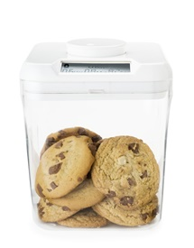 The Kitchen Safe, for just ONE cookie