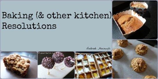baking resolutions