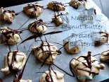 Nutella Peanut Butter Pretzel Clusters