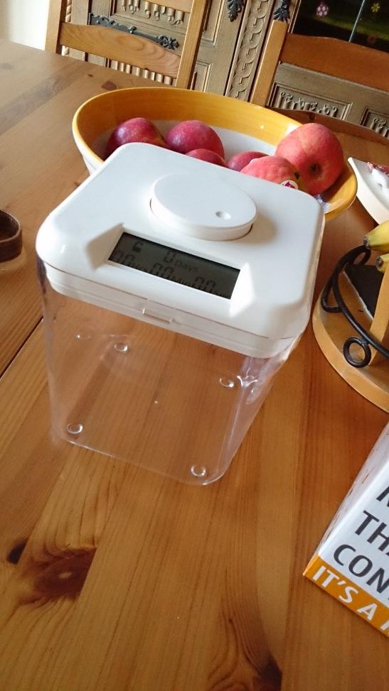 My kitchen safe